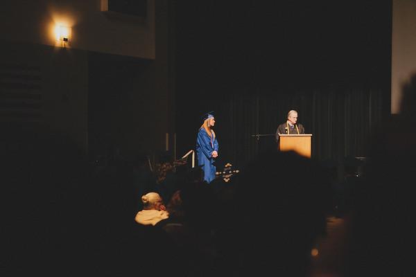Talli's Graduation