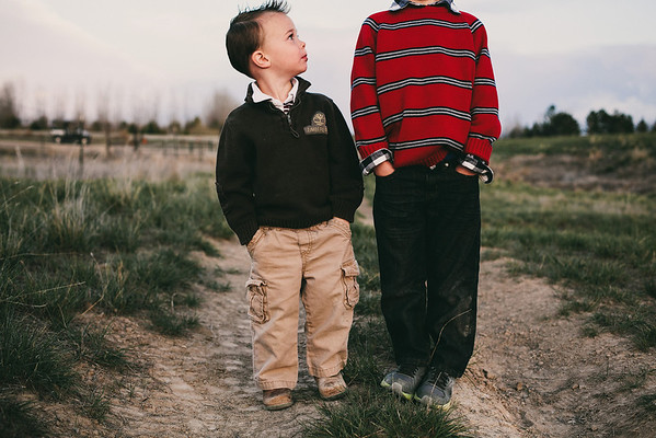 Photoshoot 2013 // Caden & Easton