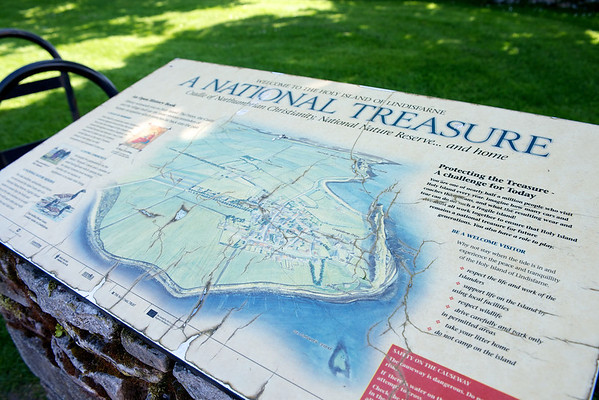 Lindisfarne _ North East England