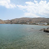 Small rocky beach near Lindos.