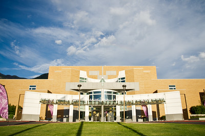 Val A. Browning Center for the Performing Arts