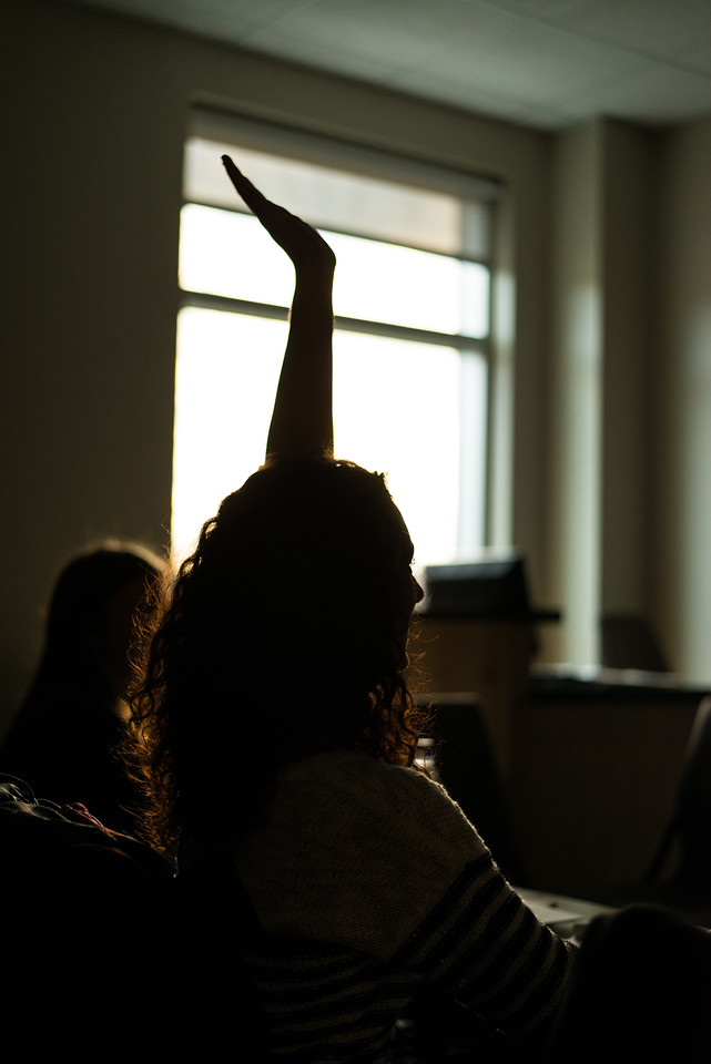 Student Silhouette (Classroom)