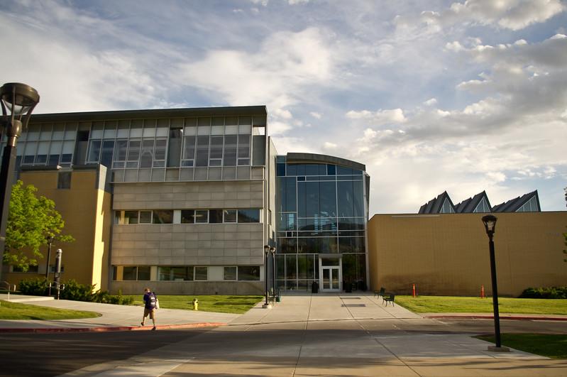 Kimball Visual Arts Center