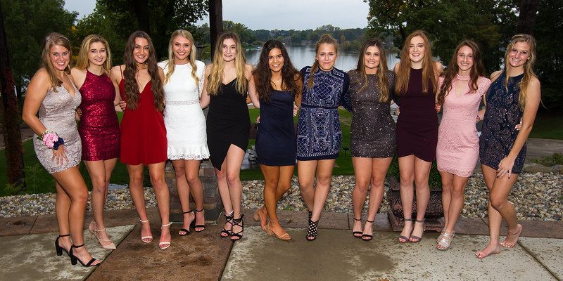 Lindsay 2018 BHS Homecoming
