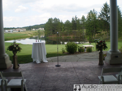 Ceremony Music & Sound provided by Audio Extremes Entertainment
