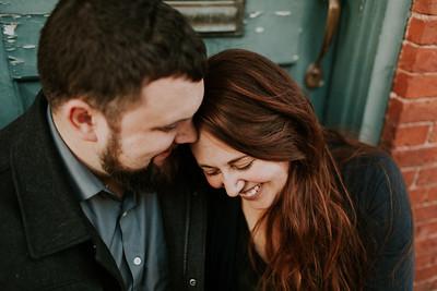 Lindsay & Tim // Engaged