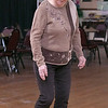 Thursday mornings at the Fitchburg Senior Center you can take line dancing classes with Joyce D'Aguanno of Fitchburg. Janet LeBlanc of Fitchburg takes D'Aguanno class on Jan. 9, 2020. SENTINEL & ENTERPRISE/JOHN LOVE