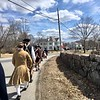 Line of March, Tewksbury