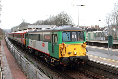 73202+442402 on the 1Z46 1453 Brighton to Brighton via Lovers Walk depot and Preston Park departing Preston Park on 12th March 2017