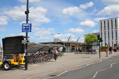 Twickenham station 7th June 2017 7