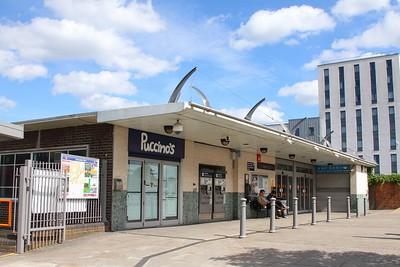 Twickenham station 7th June 2017 4
