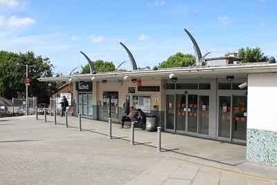 Twickenham station 7th June 2017 8
