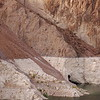 low water levels in lake mead - hoover dam