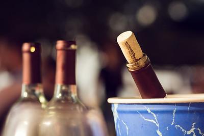Wine Wine and more wine.