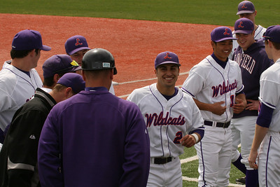 Linfield vs Lewis & Clark, game 1, April 25, 2014