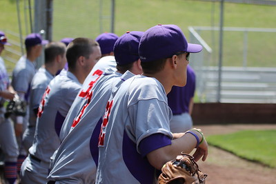 Wildcats JV vs Lane CC, game 1, Friday, May 1, 2015