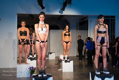 Designer: Dani Read Photographer: Hank Pegeron #lingeriefw14 #lingeriefashionweek @hpegeron #marckitimagery