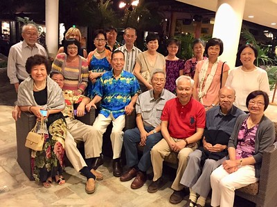 2015 Hawaii reunion