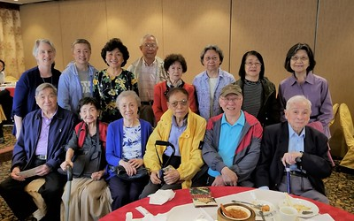 Lingnan Fonudation gathering May 2018