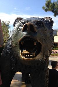 The UCLA Bruin (statue)