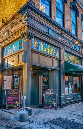 Fado Irish Pub - Feg