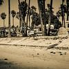 beach encampment