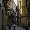 Milan alley