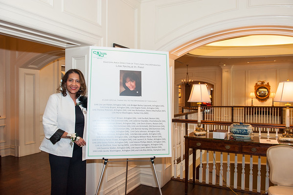 Links Eastern Region Reception for Natalie Fant Sunday June 28th  Army Navy Country Club
