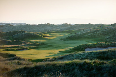 Royal Portrush Dunluce 7th, County Antrim, N. Ireland
