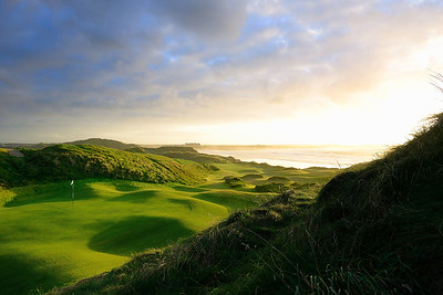Doonbeg (Trump) 5th, Co. Clare, Ireland