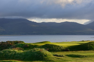Dooks Links 9th, Co. Kerry, Ireland