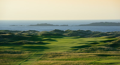 Royal Portrush Dunluce 15th, County Antrim, N. Ireland