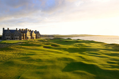 Doonbeg 18th and Lodge, County Clare, Ireland