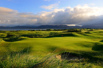 Dooks Links 3rd, Co. Kerry. Ireland