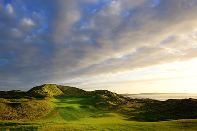 Trump Doonbeg, 15th, Co. Clare, Ireland