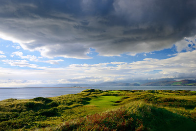 Dooks Links 4th, Co. Kerry, Ireland