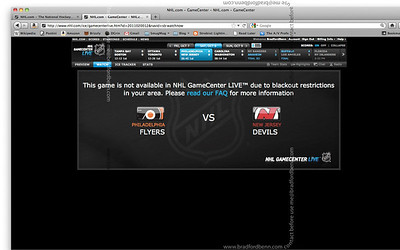 NHL Game Center Live Issues