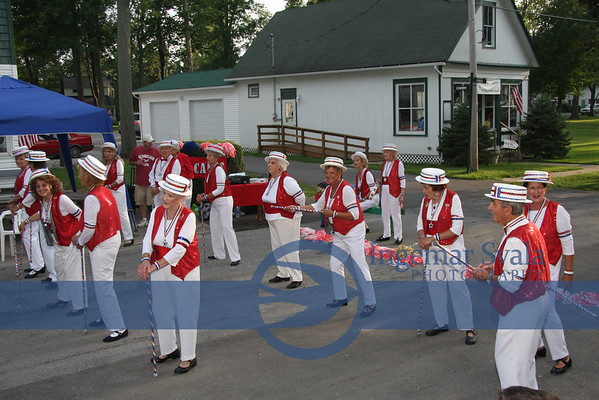 August 7, 2010, Performance by Raisin' Canes