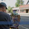 Plein Air painter Mike Enh