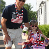 Fred Galovich and granddaughter,  Abby Lyons.