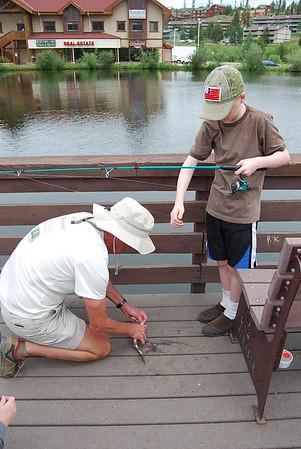 2015 Fishing Derby on 7/5