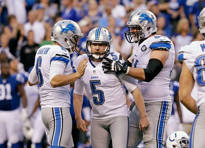 Lions Colts Football