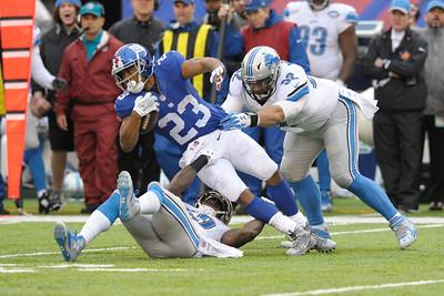 Lions Giants Football