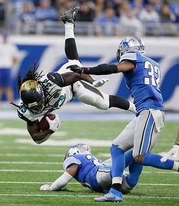 APTOPIX Jaguars Lions Football