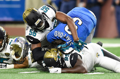 Jaguars Lions Football
