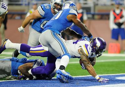 Vikings Lions Football
