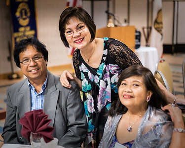 Romy, Ara & Elizabeth Yulo