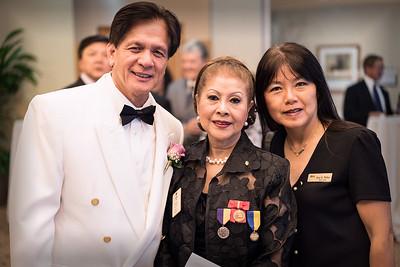 IPP Roger, PDG Esther , & Jeny