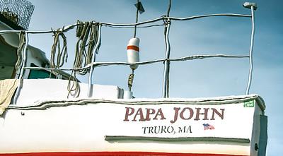 Papa John Truro