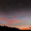 Walden Pond Sunset Waves 2